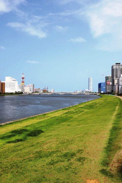 新潟市でミズベリングが今年も6月から9月まで開催