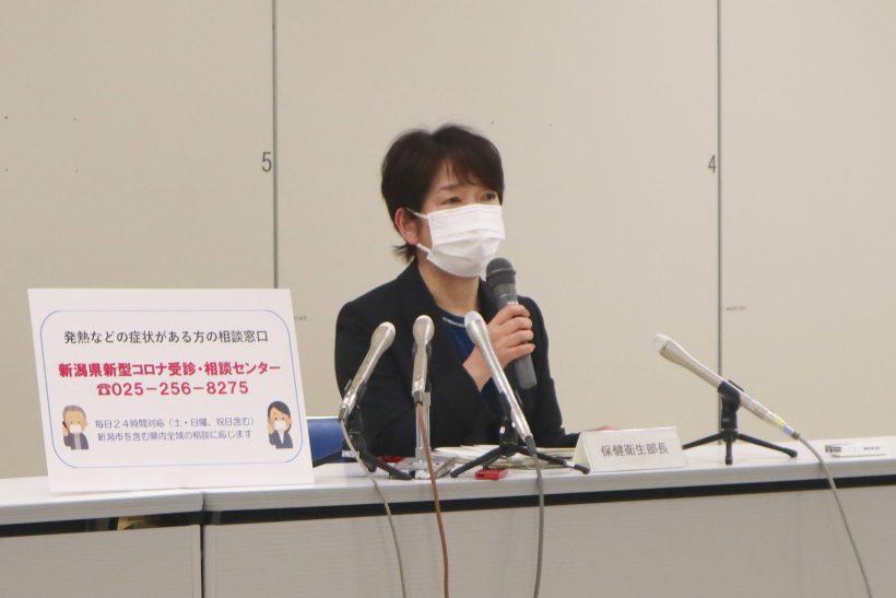 新潟 県 コロナ ウイルス 感染 者 最新 情報